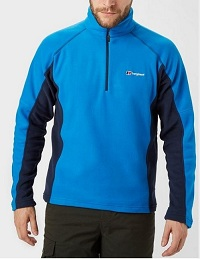 Berghaus Half Zip Fleece