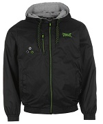 Everlast Geo Rain Jacket Black