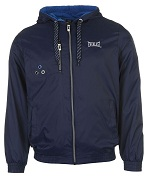 Everlast Geo Rain Jacket Navy
